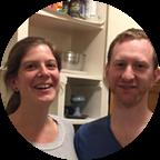 Emily and Menachem Headshot