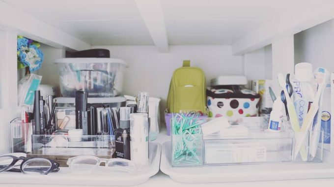 Ask Maeve: My Bathroom Cabinet Is A Black Hole