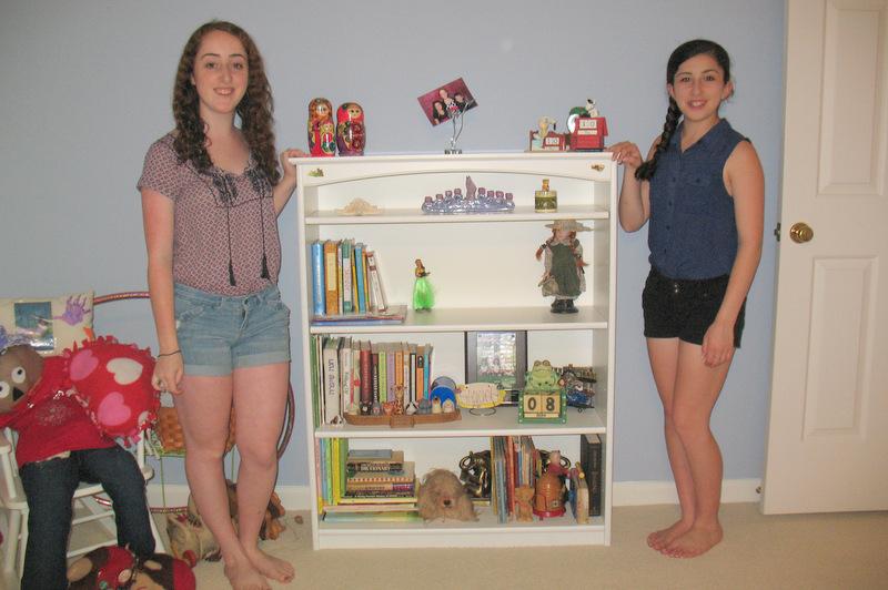 Inviting Kids To Organize Pransky Sister Home At Last