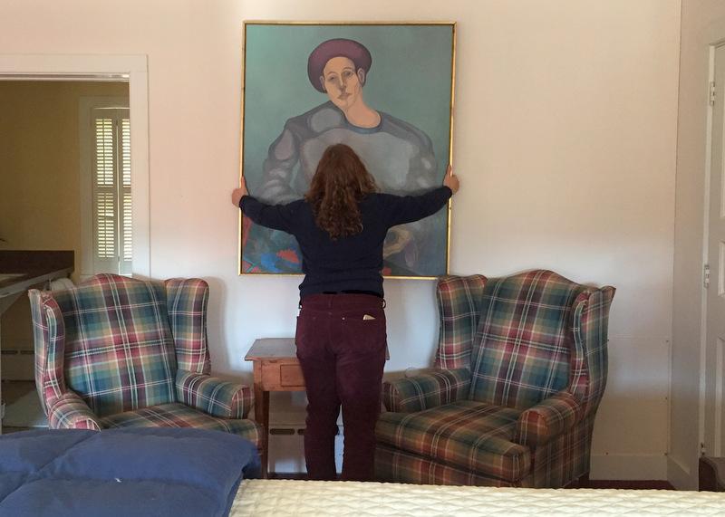 Melissa Hanging Art